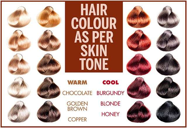 The Best Hair Colour For You Femina In