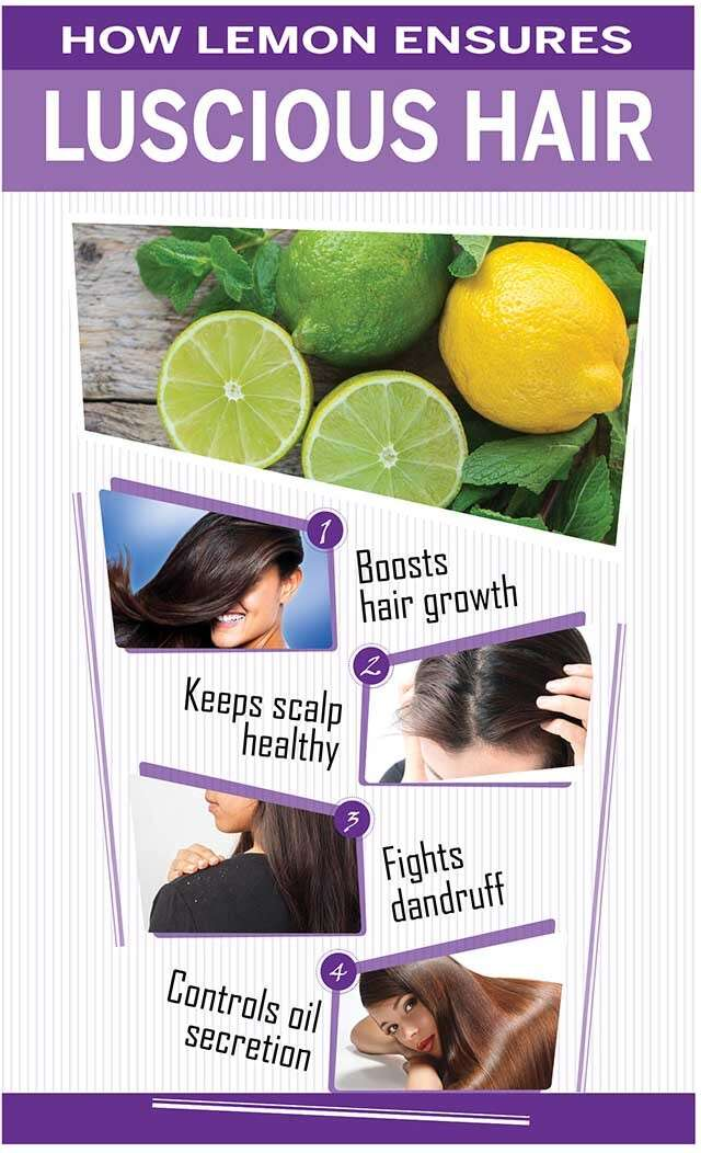 Amazing Benefits Of Lemon Juice For Hair | Femina.in