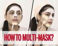 How to get glowing skin with multi-masking