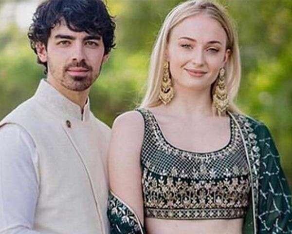 Meet the newly-weds: Sophie Turner and Joe Jonas