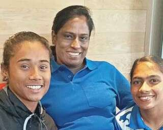 Watch PT Usha's inspiring life journey