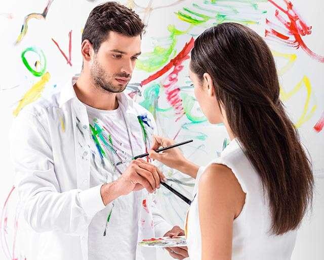 Art Couple