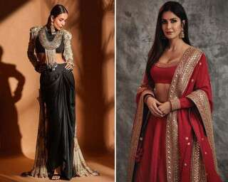 The 10 Different Reception Dress Styles for Indian Brides
