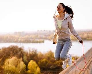 Amazing Health Benefits of Skipping