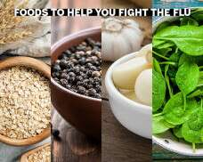 6 foods to help you fight the flu