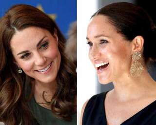 Kate Middleton and Meghan Markle: One glorified, one criticised