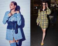 The shirt dress trend is perfect for fall