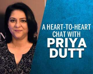 In conversation with Priya Dutt