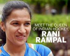 Meet the queen of Indian hockey, Rani Rampal