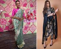 Bring on Diwali with celeb-inspired brocade trend