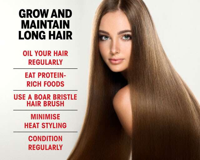 How To Grow And Maintain Long Hair Femina In