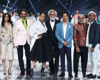 Stunning grand finale marks end of #LMIFWSS20