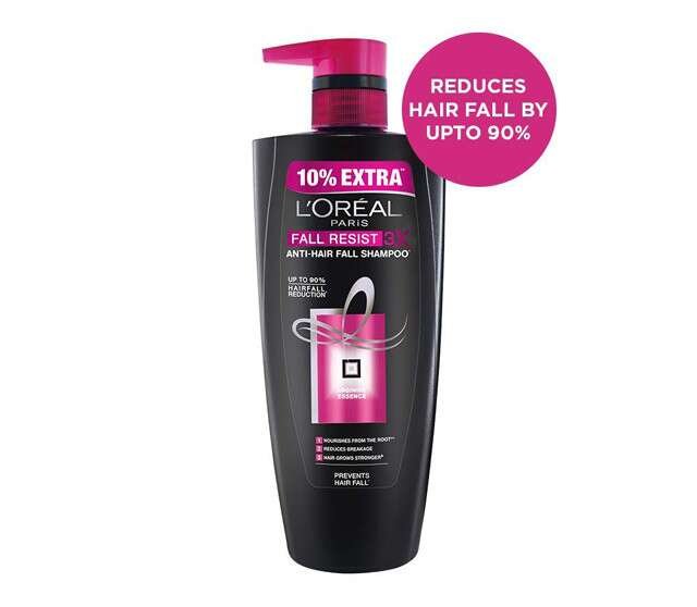L'Oreal Paris Fall Repair 3X Anti-Hair Fall Shampoo