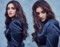 Parineeti Chopra's midnight smoky eyes