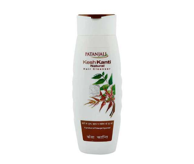 Patanjali Kesh Kanti Natural Hair Cleanser Shampoo