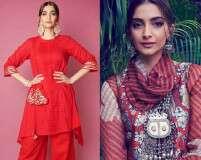 Latest upgrades in Sonam Kapoor Ahuja's ethnic wardrobe