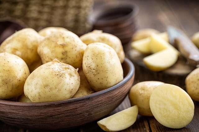 Weight gain diet - Potatoes