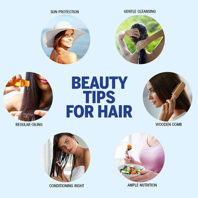 Basic Beauty Tips For Hair You Must Follow Femina In