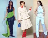 Best-dressed celebrities: Sonam Kapoor Ahuja and Shraddha Kapoor