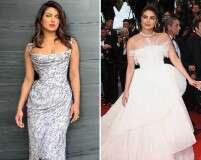 Evening wear inspo by Priyanka Chopra Jonas