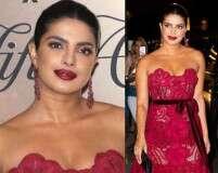 Sizzle in red like Priyanka Chopra Jonas