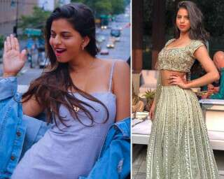 Suhana Khan's fashion game is always on point, here's proof!