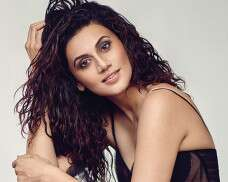 Get goofy with Taapsee Pannu