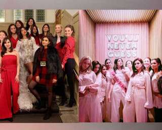 Bachelorette style inspo by Bollywood divas