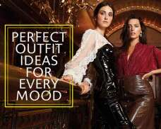 Perfect outfit ideas for every mood