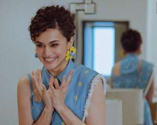 8 ethnic Taapsee Pannu looks you can't miss