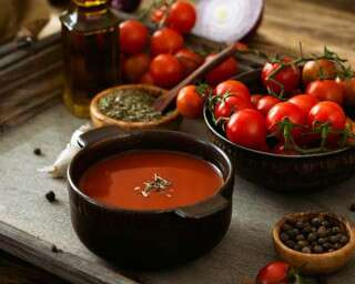 The Goodness of Tomato Soup