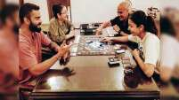 Anushka Sharma And Virat Kohli Are Playing Monopoly During The Lockdown!
