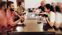 Anushka Sharma And Virat Kohli Are Playing Monopoly During The Lockdown!