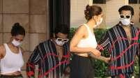 Ranveer Singh And Deepika Padukone Give #CoupleGoals