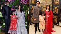 Like mother, like daughter: Aaradhya Bachchan's red look reminds us of Aishwarya Rai Bachchan's this look