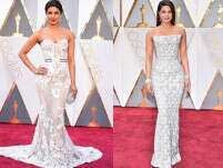 Priyanka Chopra Jonas Shares Pics Of Her At The Past Oscars Red Carpet