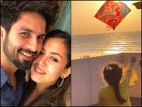 Mira Rajput Shares Photo Of Daughter Misha Enjoying Makar Sankranti