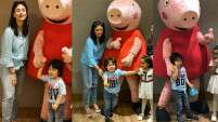Kareena Kapoor Khan And Taimur Ali Khan Have A Fun Outing