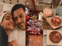 Sonam Kapoor Ahuja Celebrates 35th Birthday With Family