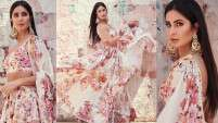 We Love Katrina Kaif's Floral Lehenga, And So Does Her BFF Anushka Sharma!
