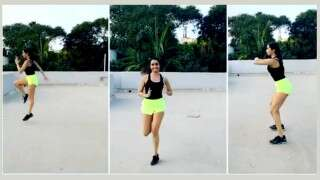 Shraddha Kapoor Shares A Video Of Her Terrace Workout