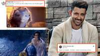 Hrithik Roshan Asked If He Called Aliens After Bengaluru's Sonic Boom!