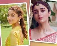 4 Ethnic Beauty Looks Worth Stealing From Alia Bhatt