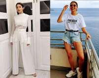 A Look Back On Anushka Sharma's Effortless And Polished Summer Style
