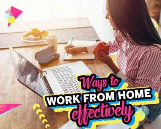 Watch: Ways To Work From Home Efficiently