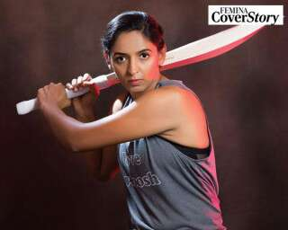 Cover Story: Harmanpreet Kaur On Breaking Gender Barriers And More