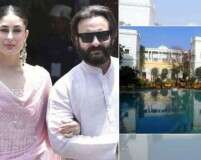 Step Inside Saif Ali Khan-Kareena Kapoor Khan's Pataudi Palace