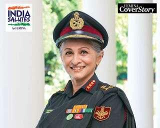 Cover Story: Lt Gen Madhuri Kanitkar Debunks Myths About Gender Stereotypes