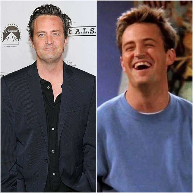 Happy Birthday Matthew Perry Could We Be More Excited Femina In