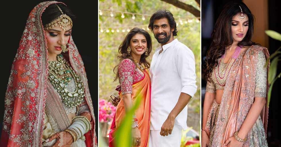 Take Inspiration From Miheeka Bajaj's Subtle Yet Royal Wedding Looks